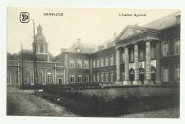 Gembloux   *  L'Institut Agricole - Gembloux