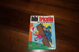 BIBI FRICOTIN  En Plein Mystère 1976 - Bibi Fricotin