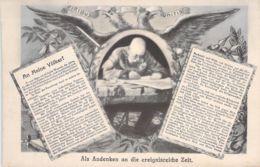 """Kaiser Franz Josepf """"An Meine Völker"""" - Familles Royales"""