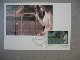 Carte-Maximum 1992   N°  2781 - Cartes-Maximum