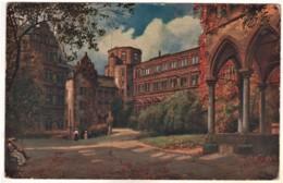 Heidelberg - Der Schloßhof 8 - Heidelberg
