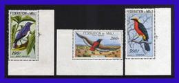 1960 - Mali - Sc- C 2 - C 4 - Esquina De Hoja -  MNH - M  -181 - Mali (1959-...)