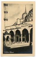 TURKEY : ISTANBUL / CONSTANTINOPLE - SULTAN AHMET - Turquie