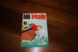 BIBI FRICOTIN  Un Repos Bien Mérité  1980 - Bibi Fricotin