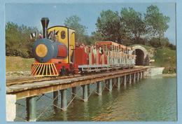 A027  CP  BAGATELLE  -  Parc D'Attractions - Pas De Calais - Le Petit Train  +++++++ - Sonstige Gemeinden