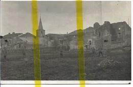 54 MEURTHE ET MOSELLE ESSEY ET MAIZERAIS Canton TOUL  CARTE PHOTO  ALLEMANDE MILITARIA 1914/1918 WW1  WK1 - France