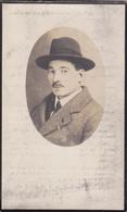 DOODSPRENTJE JAN FERDINAND ROOBAERT ° RUYSBROEK 1883 + UKKEL 1929 OUDSTRIJDER FOTO UCCLE - Images Religieuses