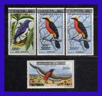 1960 - Mali - Sc- C 5 - C 8 - MNH - M  -183 - Mali (1959-...)