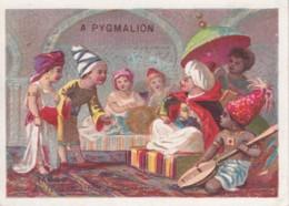 Chromo Mgasin SPygmalio Paris .. Maroc, Présentation Au Harem 00 Sultan Femme Musicien Favorite - Ohne Zuordnung