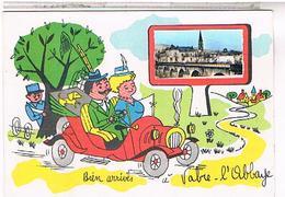 12...VABRE L ABBAYE   VA36 - Vabres