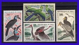 1965 - Mali - Sc. C 25 - C 28 - MNH - MA -185 - 01 - Mali (1959-...)