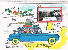 12...VABRE L ABBAYE   VA35 - Vabres
