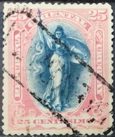 1897 URUGUAY Minerva - Uruguay