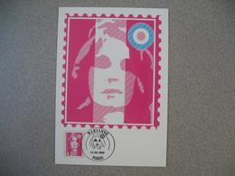 Carte-Maximum 1992   N°  2770 - 1990-99