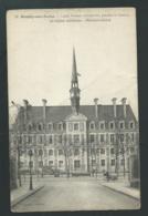 Neuilly-sur-Seine - Lycée Pasteur, Transformé Pendant La Guerre En Hôpital Américain, Bâtiment Central ( Pli ) Gab79 - Neuilly Sur Seine