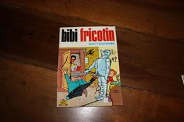 BIBI FRICOTIN   Antiquaire 1980 - Bibi Fricotin