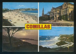Comillas. Ed. Foto Imperio. Circulada 1980. - Cantabrië (Santander)