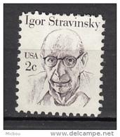 USA, MNG, Igor Stravinsky, Musique, Music, Compositeur, Composer - Musique
