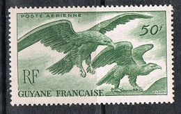GUYANE AERIEN N°35 N** - Guyane Française (1886-1949)