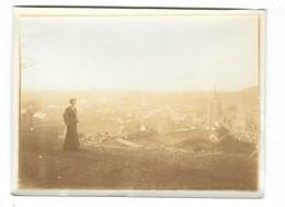 PAS EN ARTOIS  (62) Guerre 1914-18 Ancienne Photographie Vue De La Ville 1915 - Sonstige Gemeinden