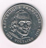5 FRANCS 1994 FRANKRIJK /8739/ - France
