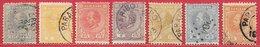 Suriname N°1 à 3, 5, 6, 13 1873-88 - Surinam ... - 1975