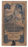 Austria 10 Shilling 1945 - Austria