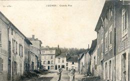 54 - Ludres - Grande Rue - France