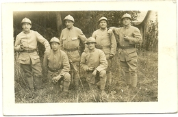 (CARTE PHOTO)( GUERRE )( MILITAIRE ) - Guerra, Militari
