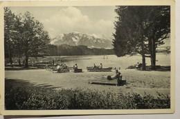 """(10/7/54) AK """"Murnau"""" Strandbad Am Staffelsee - Ohne Zuordnung"""