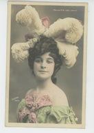FEMMES - FRAU - LADY - SPECTACLE - ARTISTES - Portrait De PAULETTE DEL BAYE - Prénoms