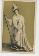 FEMMES - FRAU - LADY - SPECTACLE - ARTISTES - Portrait De VINCOURT - Prénoms