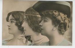 FEMMES - FRAU - LADY - SPECTACLE - ARTISTES - Portrait Artistes Dont CLÉO DE MÉRODE - Prénoms