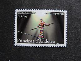Andorre Espagnol: TB N°280, Neuf XX. - Andorre Espagnol