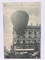NANCY - 14 Juillet 1908 - Accident Du Ballon Le Condor - Sauvetage Des Passagers - Nancy