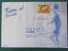 Finland 1996 Cover To Helsinki - UNICEF - Finlande