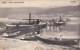 Cerlier - Erlach Am Bielersee / Alten Schiffe - BE Berne
