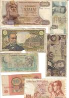 Europe Lot 7 Banknotes - Altri – Europa