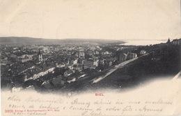 Biel - Bienne, Kleine Stadt Im 1903. Carte Précurseur - BE Berne