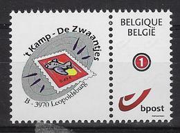 Clubembleem - België