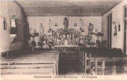 FR66 PERPIGNAN - Cliché Argence - Cour Maintenon - La Chapelle - Belle - Perpignan