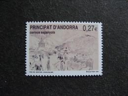 Andorre Espagnol: TB N°300, Neuf XX. - Andorre Espagnol