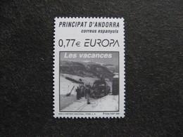 Andorre Espagnol: TB N°302, Neuf XX. - Andorre Espagnol