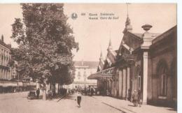 Gent - Gand - 458 - Zuidstatie - Gare Du Sud - Phob - Gent