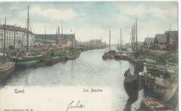 Gent - Gand - Les Bassins - Serie Artistique No 20 - 1903 - Gent