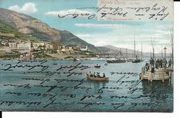 MONTE CARLO LE PORT  ( ECRITE  BEI HERBESTHAL ALLEMAGNE  ) - Monte-Carlo
