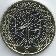 Frankrijk  2018    1 Euro   UNC Uit De BU - UNC Du Coffret !! Zeer Zeldzaam - Extréme Rare !!!! - France