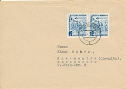 WURZEN / DDR - 1952 , Friedensfahrt - Radrennfahrer - Radsport