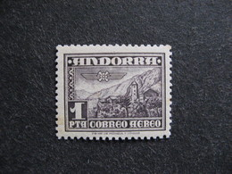 Andorre Espagnol: PA N°1, Neuf XX. - Andorre Espagnol