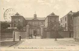 -depts Div.-ref-591- Pas De Calais - Mazingarbes Les Brebis - Bureaux Des Mines De Bethune - Mine - Mineurs - - Sonstige Gemeinden